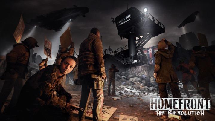 『Homefront: The Revolution』キャンペーンプレイ映像登場、ベータテストは2015年末