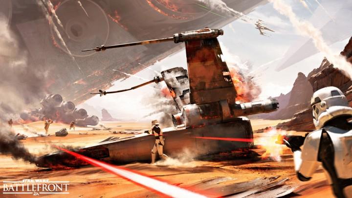 SWBF:EA、「新たな無料DLC」をサプライズ発表
