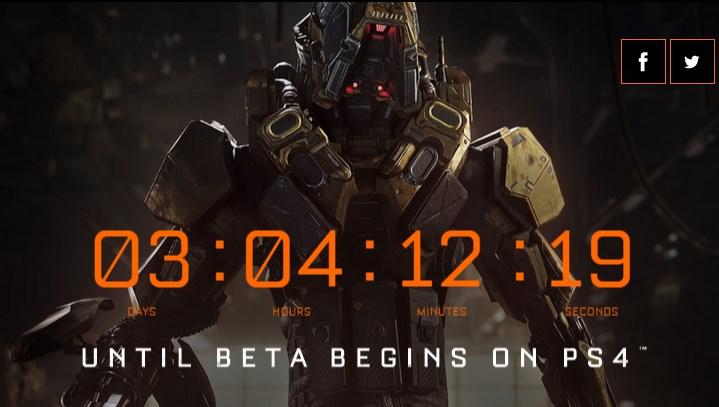 CoD:BO3:新イメージが公式サイトに登場「Beta Hero」(8枚)