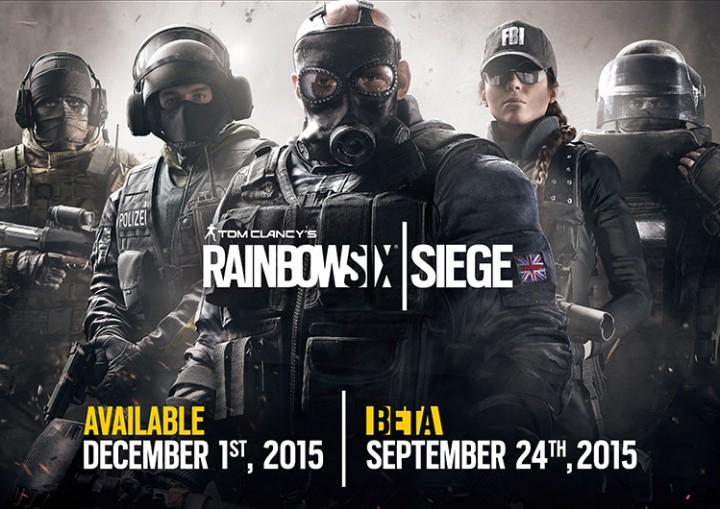 Rainbow Six Sieg