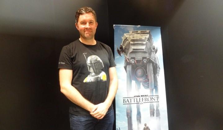 EAA!!独占:『Star Wars バトルフロント』シニアプロデューサーインタビュー