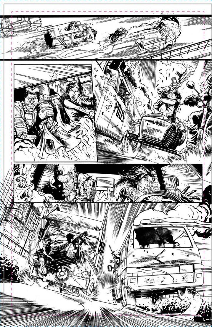 BO3漫画 コミック