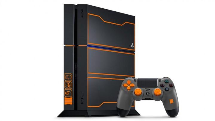 『CoD:BO3』仕様の限定PlayStation 4発表、海外で予約受け付け開始