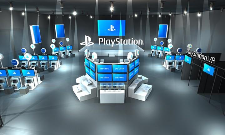 3都市で PlayStation VR などの最新タイトルがプレイできるイベント「PlayStation LIVE Circuit 2015」の詳細