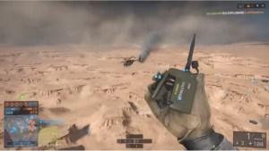 BF4:脅威の速達!ジェットから飛び降りてC4の置き土産 → ジェットに戻る