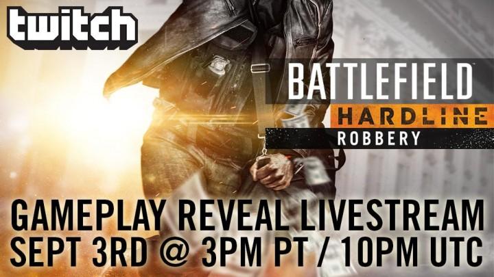 BFH:DLC「Robbery」の公式ゲームプレイ、明日朝より生放送