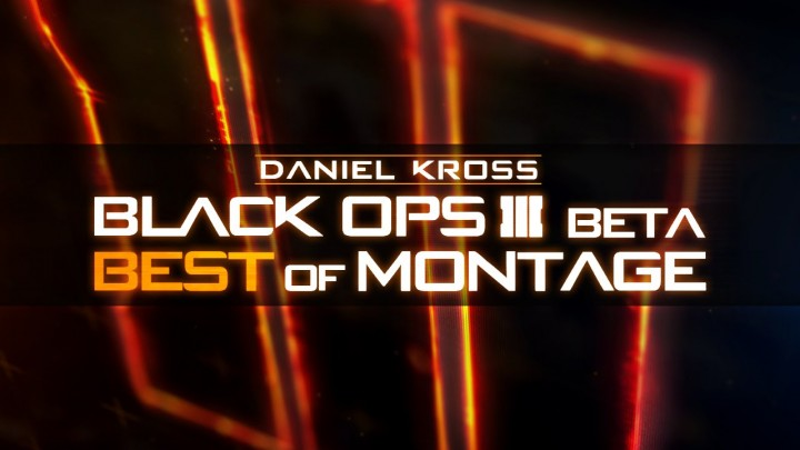 SLP × Kross : Black Ops III beta Best of Montage