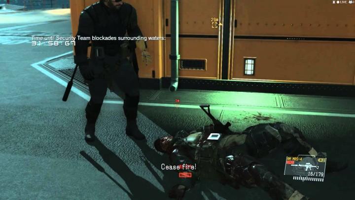 注意:Steam版『MGSV:TPP』のFOBで早速「不死身チート」が横行