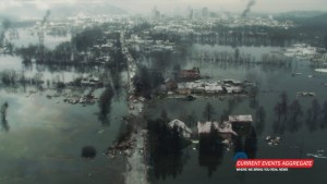 CoD:BO3:謎のニュース記事第2弾「シンガポールの大嵐から2年」が公開