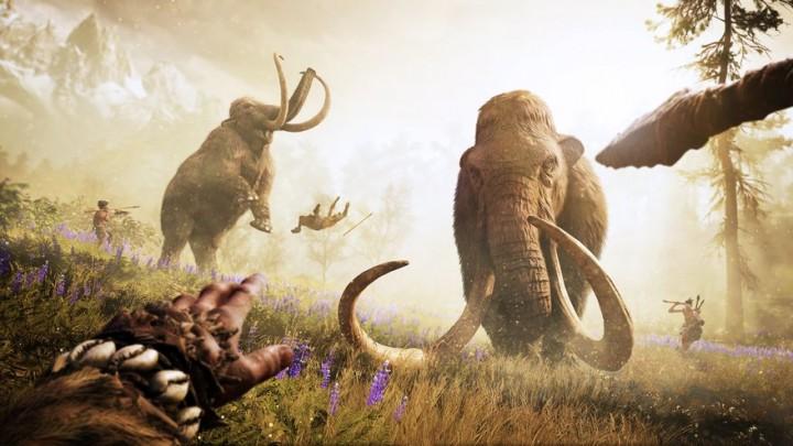 『Far Cry』最新作は紀元前1万年の石器時代、『Far Cry Primal』正式発表