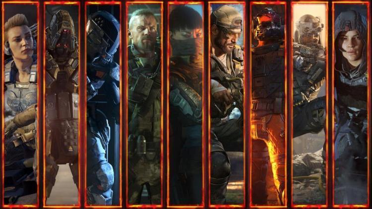 CoD:BO3:新たなスペシャリストキャラクターの追加、「現状では計画なし」