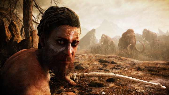 原始時代Far Cry:『ファークライ プライマル』のマンモス狩りトレーラー公開