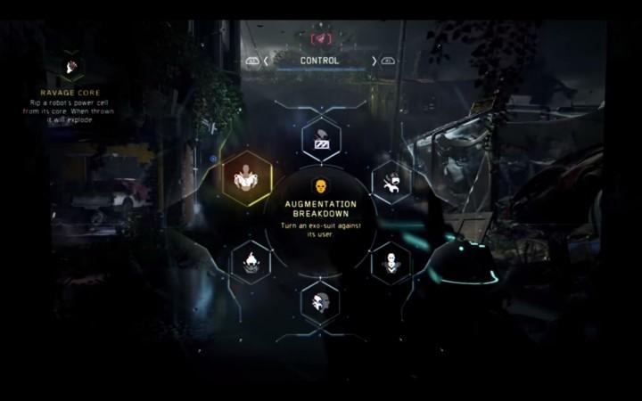 CoD:BO3:敵ロボットを瞬時にハック、サイバーコア「Control」の紹介映像