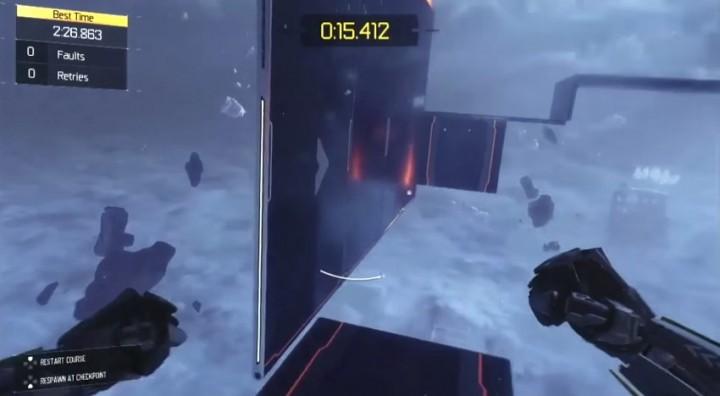CoD:BO3:新モード「フリーラン」プレイ映像、難易度は4種類に
