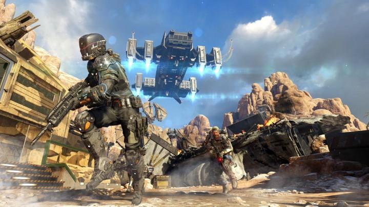 CoD:BO3:最新ゲームプレイトレイラー公開、全モードの未公開シーンを多数収録