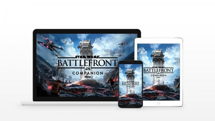 SWBF:「STAR WARS バトルフロント コンパニオン」の詳細発表、無料戦略ゲームやカードコレクション付き