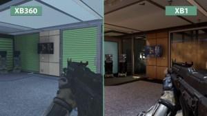 CoD:BO3:新旧世代版のグラフィック比較、大幅な省略も