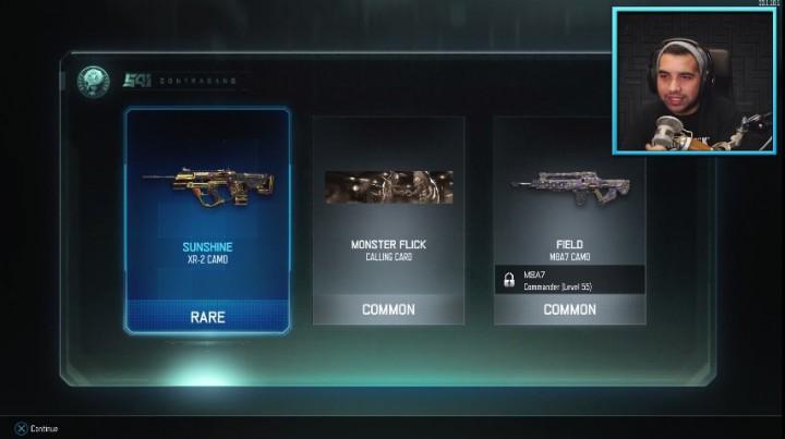 CoD:BO3:サプライドロップの開封動画公開、武器は無い模様 [追記]
