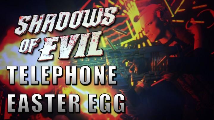 "CoD:BO3:""Shadows of Evil""の電話イースターエッグ発見、ゾンビ蔓延の原因は「流星群」"