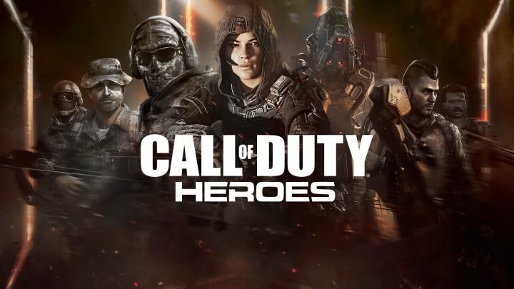 スマートフォン向けゲームアプリ『Call of Duty: Heroes』、2018年12月にサービス終了へ
