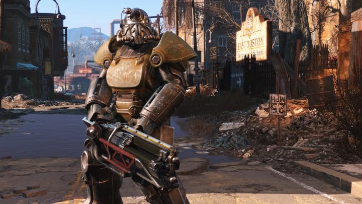 Fallout 4:PS4版向けアップデートv1.03配信、アドオン対応など新規要素も追加