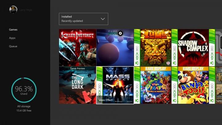 "Xbox One:""後方互換""対応の104タイトル発表、11/12リリース"