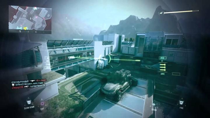 CoD:BO3:スコアストリーク、ダートのスタント飛行映像が公開