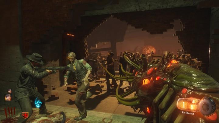 CoD:BO3:公式スクリーンショット4枚追加、ゾンビ、ワンダーウェポン、火炎放射など