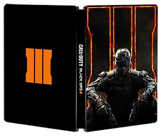 CoD:BO3:お得な限定版「Steelbookエディション」が米Amazonで発売