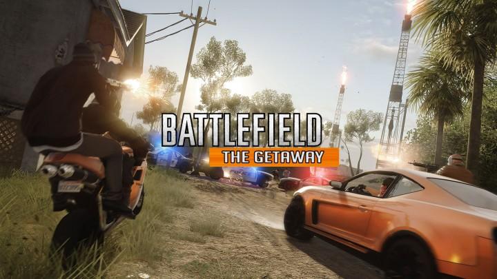 BFH:第3弾DLC「Getaway」、4つの新マップや11の新武器など公開。しかし問題も