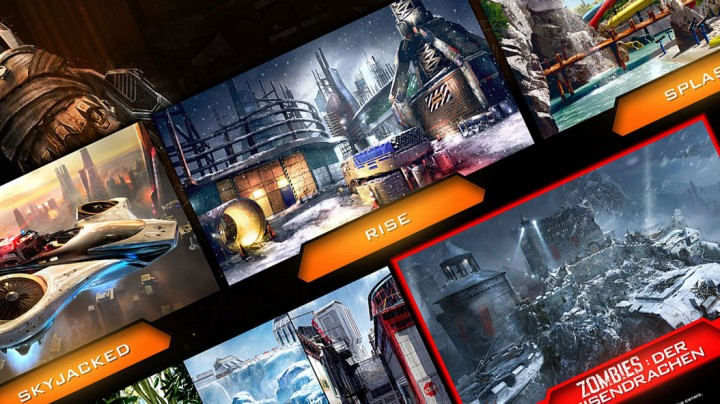 """CoD:BO3:DLC第一弾""""Awakening""""の分析進む、多くはリメイクマップ?"""