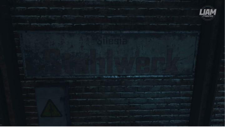「The giant」の外側にシレジアと書かれた看板が見える