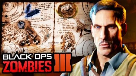 CoD:BO3:ゾンビマップ「Shadows of evil」内で謎のメモが発見。DLCで追加されるマップのヒントか?