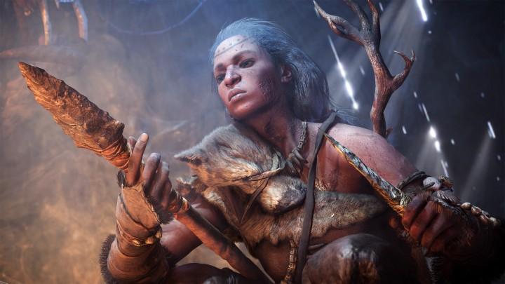 ファークライ プライマル:プレイ映像大量公開。夜間の石器時代、狩り、敵部族との戦闘、スキルツリーなど