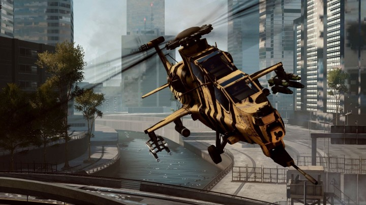BF4:凄腕ヘリ動画登場、17分間で109キル0デス(ソロ)