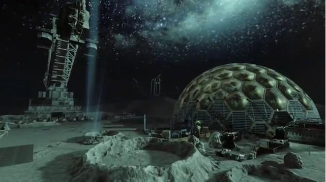 ドームの形状やテレポーターの位置などが一致