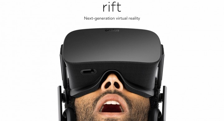 VRヘッドセット「Oculus Rift」が間もなく予約受付開始、国内からも購入可