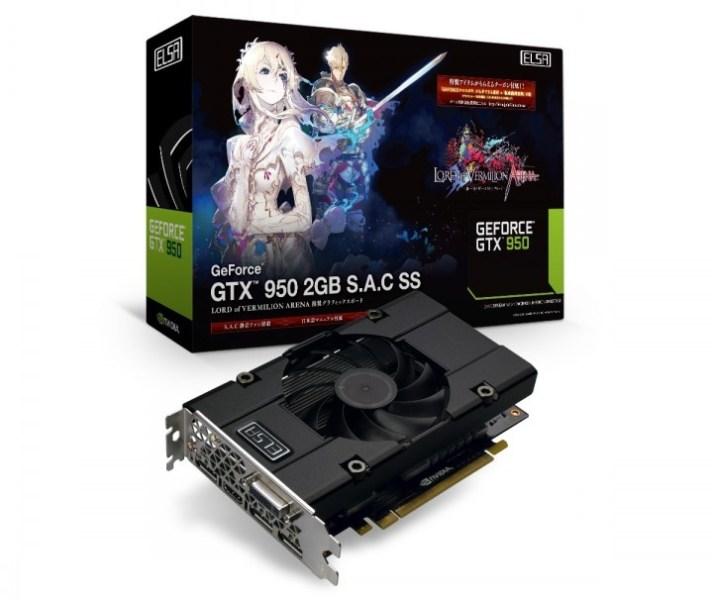 デバイスレビュー: 「ELSA GeForce GTX 950 2GB S.A.C SS」発売前先行レビュー公開【PR】