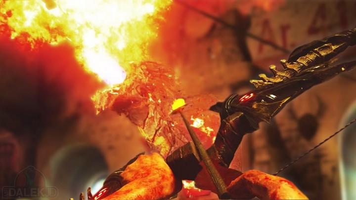"""CoD:BO3:新ゾンビ""""Der Eisendrache""""の「弓矢」""""太古の怒り""""取得方法"""