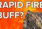 CoD:BO3:アタッチメント「ラピッドファイア」は強化されたのか?詳細検証