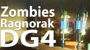 """CoD:BO3:ゾンビモード「Der Eisendrache」のグラヴィティスパイク、""""RAGNAROK DG-4""""の取得方法"""