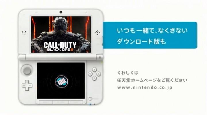 おもしろ: 3DS版『CoD:BO3』のTVCM登場  おいでよぶらおぷの森