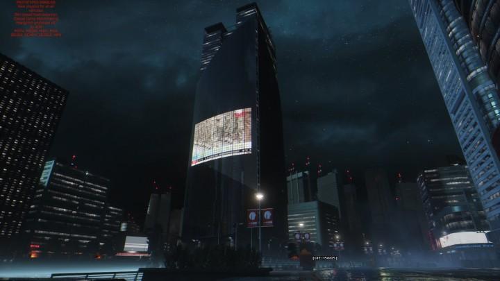 Siege of Shanghai Nightmap