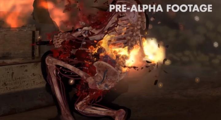 Sniper Elite 4:プレアルファ版のゲームプレイ映像登場、アクション満載で少しグロ