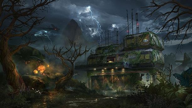 CoD:BO3:第2弾DLCのゾンビ画像が公式リーク