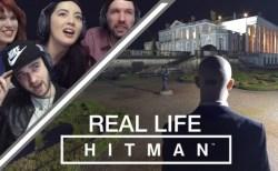 HITMAN REAL LIFE