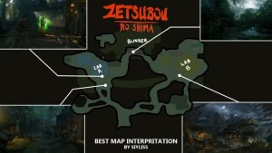 BO3 ゾンビ地図