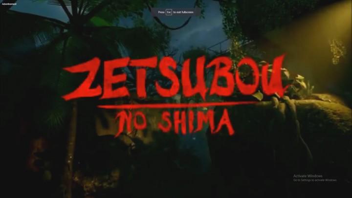 "CoD:BO3:""Zetsubou No Shima(絶望の島)""のスコアボード画像がリーク"
