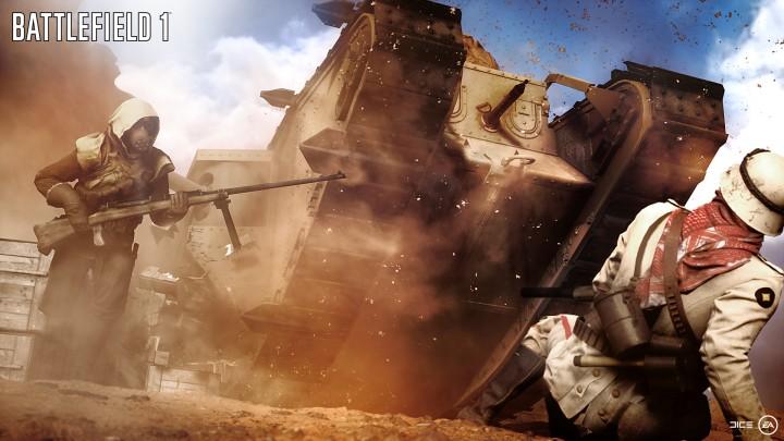 BF1: 未公開のビークル、歩兵武器、ガジェット、迷彩などの一覧がオープンベータから発掘