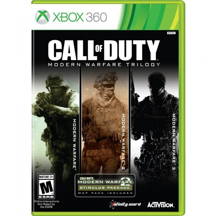Call of Duty Modern Warfare Trilogy-xb
